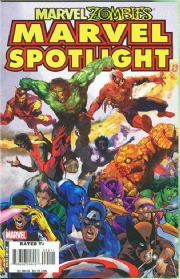 Marvel Spotlight Marvel Zombies (2007) Marvel comic book